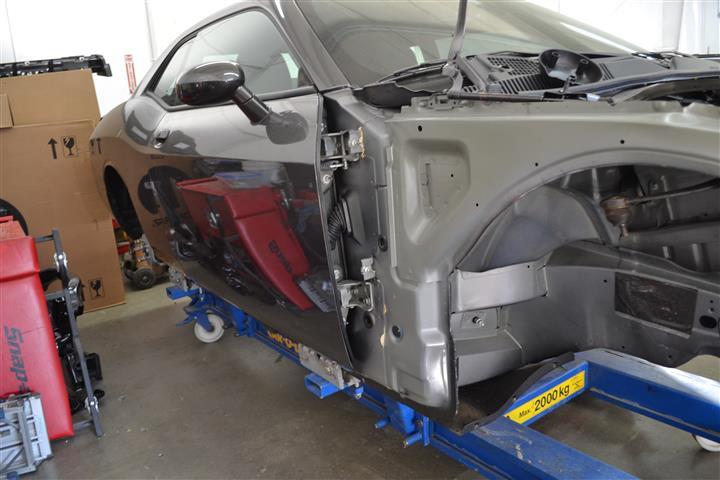Portland Auto Body Shop Repair Dodge Challenger R/T